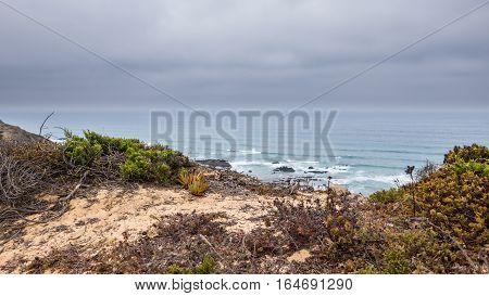Portugal - Coastline With Ocean