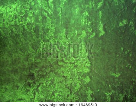 green fabric texture for background