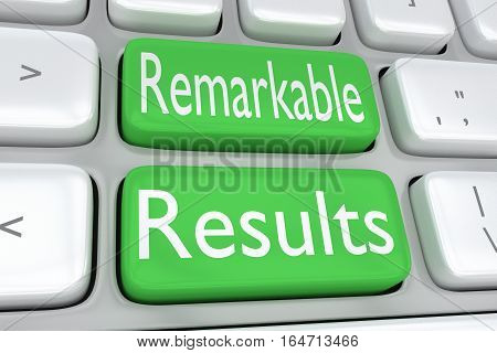 Remarkable Results Concept