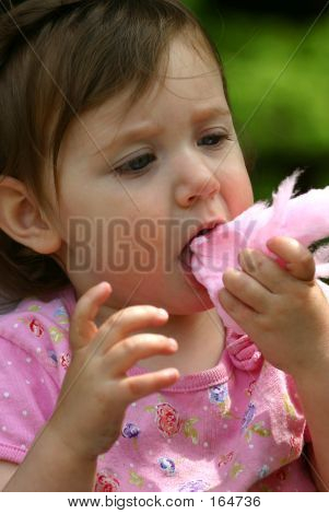 Tasting Cotton Candy