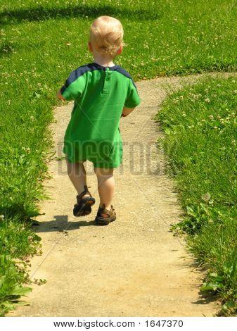 Runaway Boy