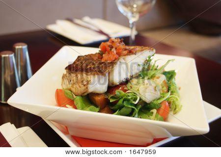 Jantar de peixe