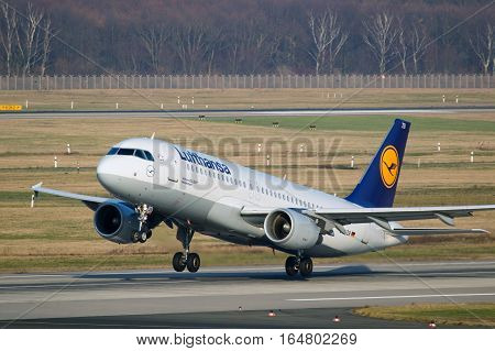 Lufthansa Airbus A320