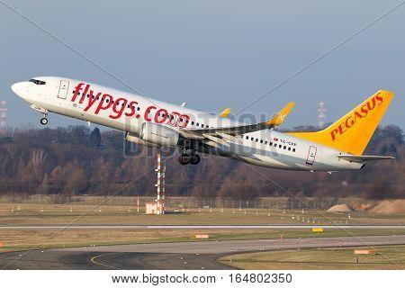 Pegasus Airlines Boeing 737