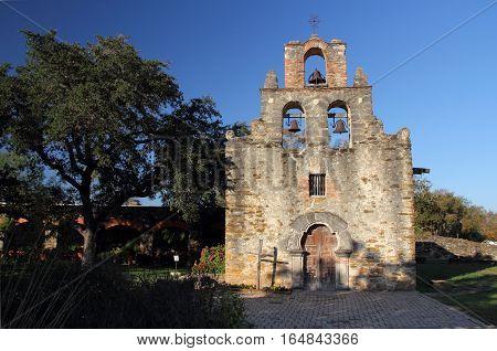 Mission Espada, San Antonio Missions National Historical Park, Texas