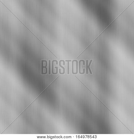 Metallic steel metal polished gray empty texture design