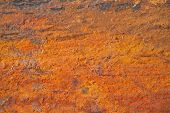 picture of shale  - Background texture of earthy colored shale stone - JPG