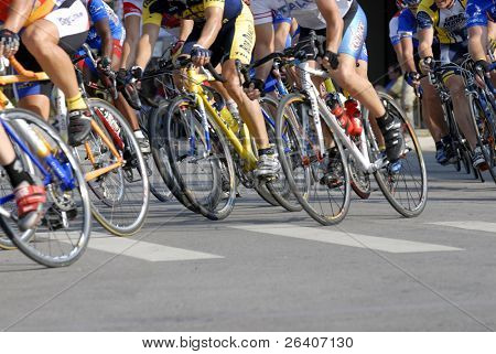 Competition bike race 31. See more in my portfolio