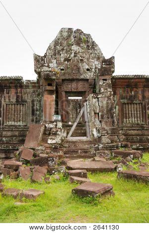 Wat Phu Champasak Temple, Laos