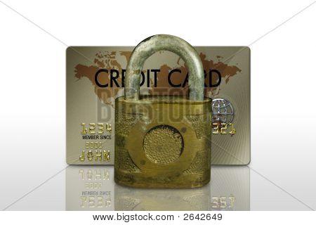 Credit Card Locked