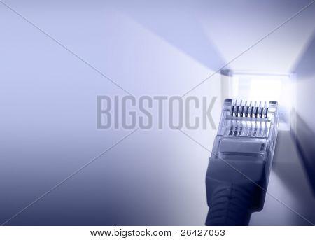 rj 45 connection