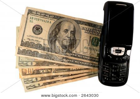 Money And Mobile Phone