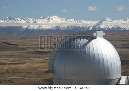 Star Observatory - Tekapo - New Zealand