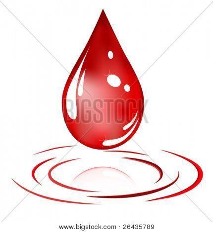 Rote drop