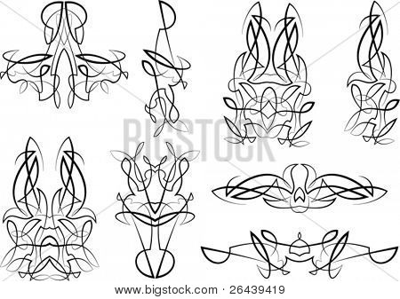 Pinstripe Design Collection