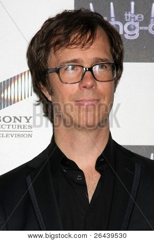 LOS ANGELES - NOV 28:  Ben Folds arrives at the NBC's