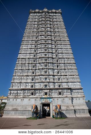 Lord Shiva temple architecture
