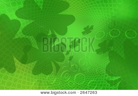 Shamrock Clover Saint Patricks Day