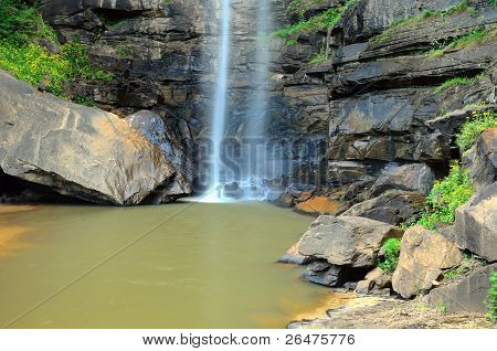 Cove Of Toccoa Falls