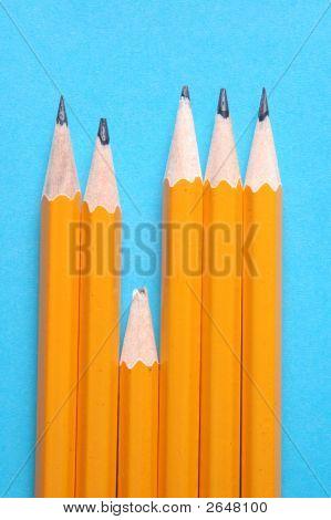 Blunt Pencil