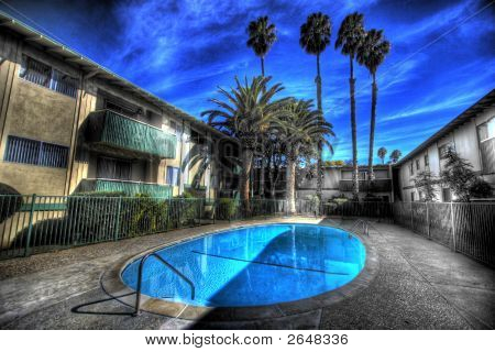Incredible Swimming Pool Hdr