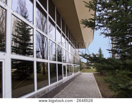 Espejos de edificio