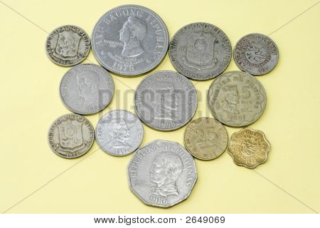 Old Coins Of The Philippines