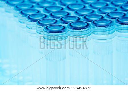 Labor-Reagenzgläser