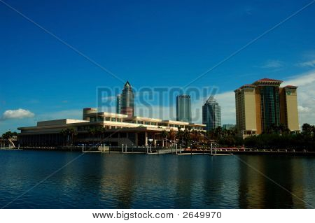 Convention Center, Tampa, Florida, Usa