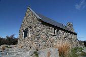 foto of mckenzie  - Lake Tekapo Old Church  - JPG