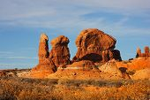 Arches National Monument poster