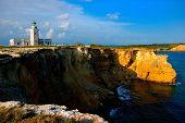 Old Lighthouse, Cabo Rojo, Pr, Usa