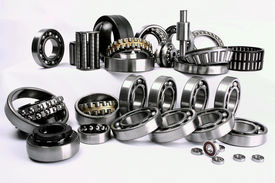 foto of mechanical engineer  - Bearings have the important role in modern manufacture - JPG