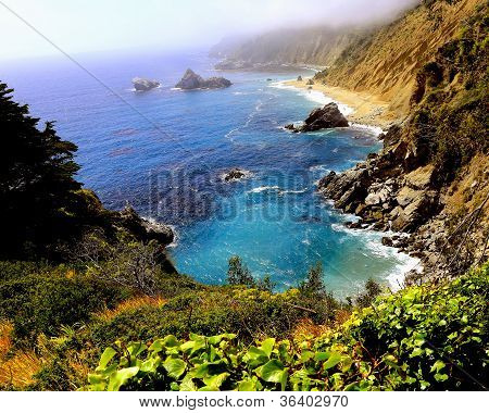 Big Sur Cove