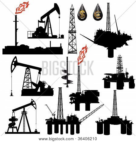 Facilities for oil production