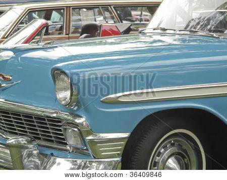 1956 Chevy Bel Air Side Hood
