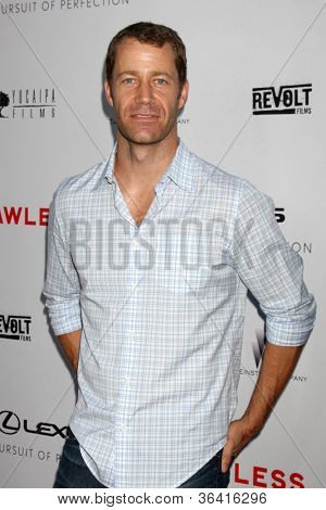 LOS ANGELES - AUG 22:  Colin Ferguson arrives at the