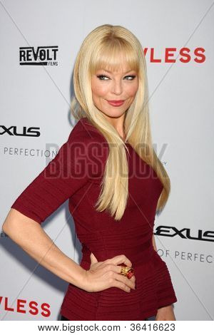 LOS ANGELES - AUG 22:  Charlotte Ross arrives at the