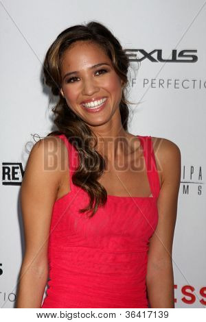 LOS ANGELES - AUG 22:  Kelsey Chow arrives at the