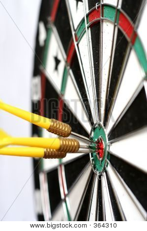 Three Bulls Eye