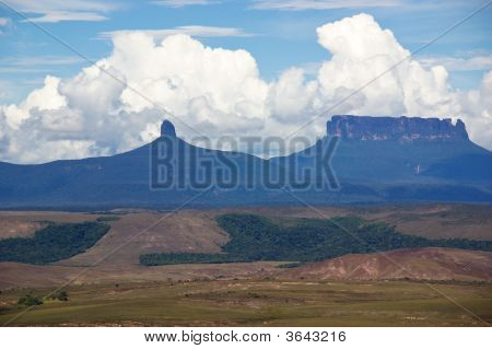 Clouds Over Tepui