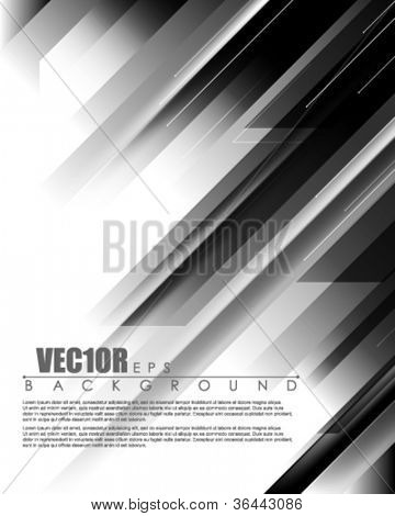 eps10 vector transparent stripes abstract deign