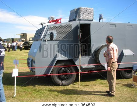 Ruc Water Cannon