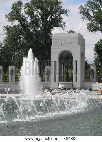 nach dem Zweiten Weltkrieg atlantic memorial