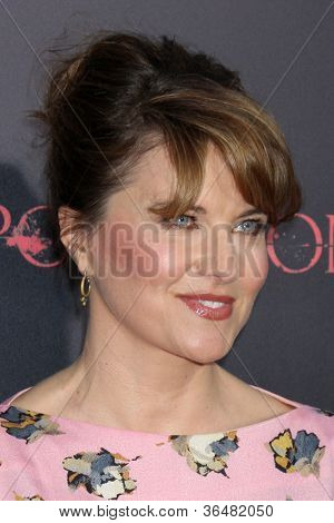 LOS ANGELES - AUG 28: Lucy Lawless kommt bei