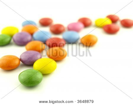 Sweet Candys Very Close