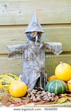 Oude Scarecrow