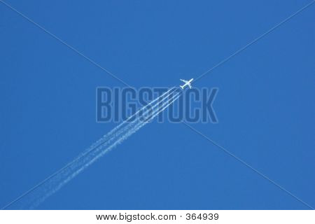 Overhead Jet