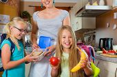 stock photo of tupperware  - Family  - JPG