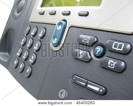Telefone Ip Digital moderno